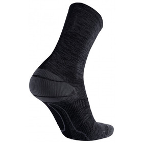 FOR.BICY Harlequin Socks Herren anthracite melange/black